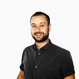 Stefano Giorietto, il tecnico ortopedico.