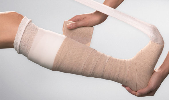 Benda a corta elasticità Rosidal K cm 10x5mt