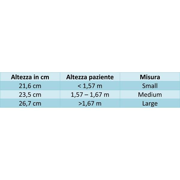 Aircast cavigliera bivalva 4