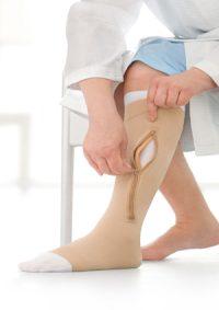 vendita a buon mercato nel Regno Unito estetica di lusso migliore qualità per Jobst Ulcer Care con zip